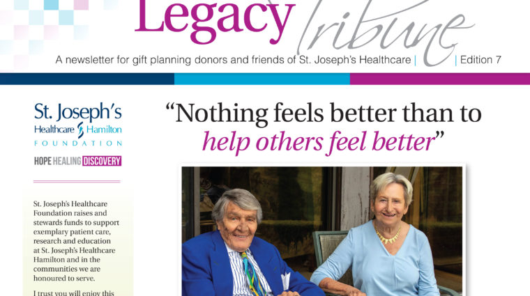 2019 Legacy Tribune