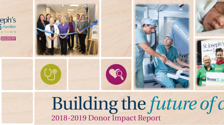 2019-20 Donor Impact Report