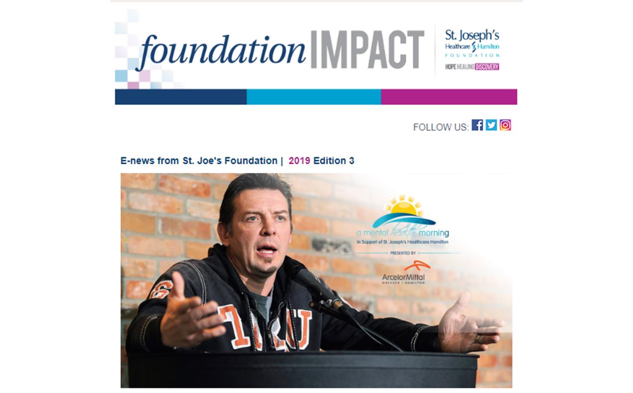 foundation impact fall 2019