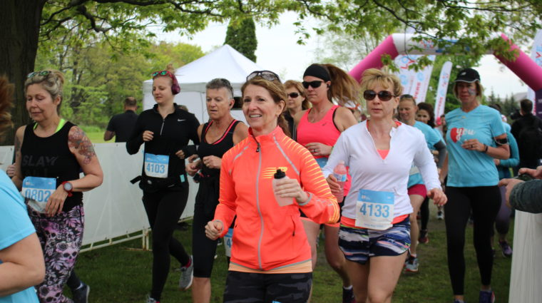 SHOPPERS LOVE. YOU. Run for Women