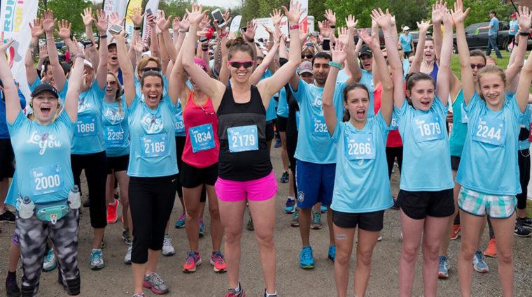 SHOPPERS LOVE. YOU. Run for Women