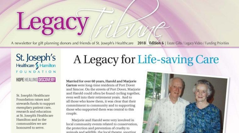 2018 Legacy Tribune