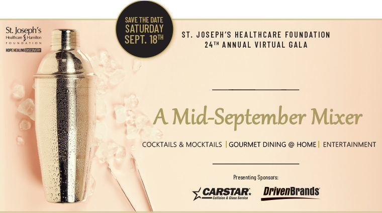 Our 24th Annual Gala: A Mid-September Mixer