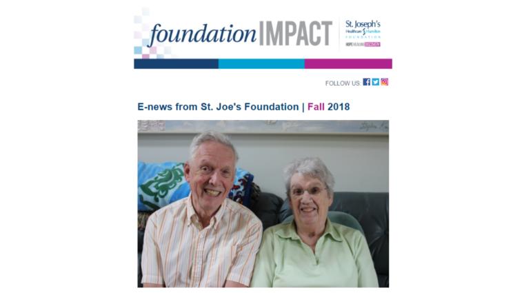 Foundation Impact - Fall 2018